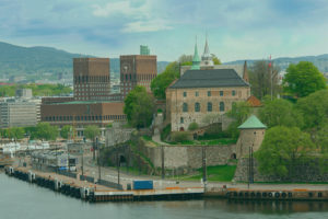 how to get from torp to oslo